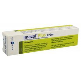 IMAZOL PLUS 10MG/G+2,5MG/G krém 30G