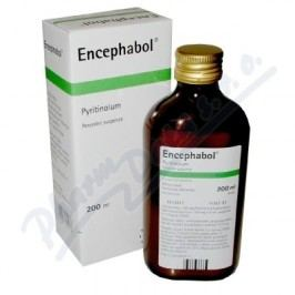 ENCEPHABOL 20MG/ML perorální SUS 200ML