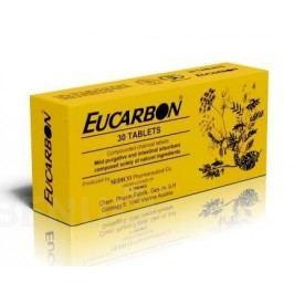 EUCARBON neobalené tablety 30