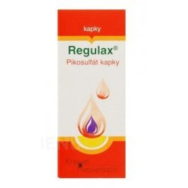 REGULAX PIKOSULFÁT KAPKY 7,23MG/ML perorální GTT SOL 1X10ML