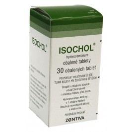 ISOCHOL 400MG obalené tablety 30