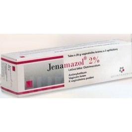 JENAMAZOL 2% 20MG/G vaginální CRM 20G+APL