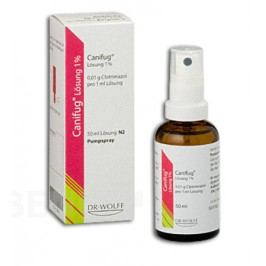 CANIFUG-LÖSUNG 1% 0,01G/ML kožní podání SPR SOL 1X30ML