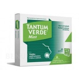 TANTUM VERDE MINT 3MG pastilka 40