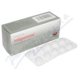 MILGAMMA 50MG/250MCG obalené tablety 50