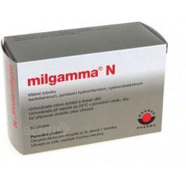 MILGAMMA N 40/90/0,25MG měkké tobolky 50