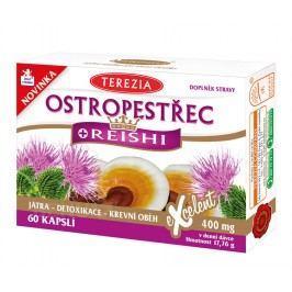 TEREZIA Ostropestřec+Reishi cps.60