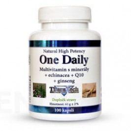 TheraTech 04 One Daily vit.+min.+echi.+Q10 cps.100 Ostatní vitamíny