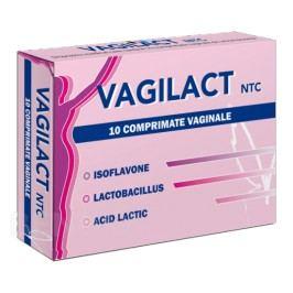 VAGILACT NTC 10 vaginálních tablet