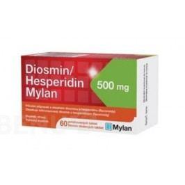 Diosmin/Hesperidin Mylan 500mg tbl.60