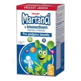 Walmark Marťánci Imuno Jahoda tbl.90 2015
