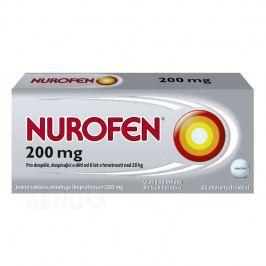 NUROFEN 200MG obalené tablety 24