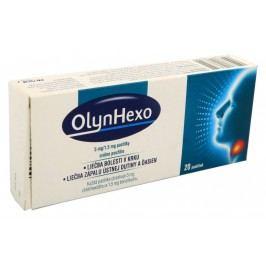 OLYNHEXO 5MG/1,5MG pastilka 20