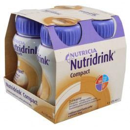 NUTRIDRINK COMPACT S PŘÍCHUTÍ KÁVY perorální SOL 4X125ML Speciální výživa