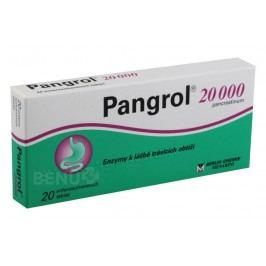 PANGROL 20000 20000IU enterosolventní tableta 20 II