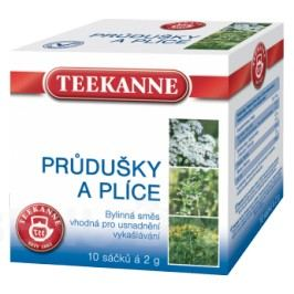 TEEKANNE Průdušky a plíce bylinný čaj n.s.10x2g