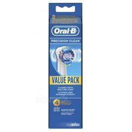 Oral-B náhradní kart. EB 20 Precision Clean 4ks