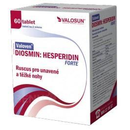 Walmark Valoven Diosmin:Hesperidin Forte tbl.60