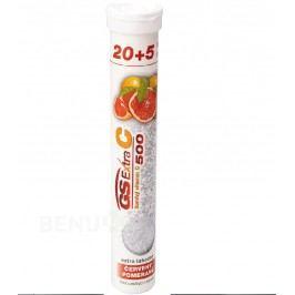 GS Extra C 500 šumivý červený pomeranč tbl.20+5