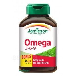 Jamieson Omega 3-6-9 1200 mg 100 tablet