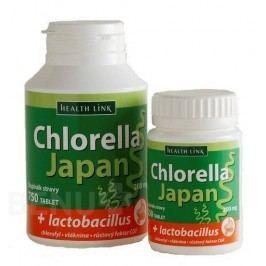 Chlorella Japan + lactobacillus tbl.750
