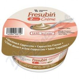 FRESUBIN 2 KCAL CREME CAPPUCCINO perorální SOL 4X125G