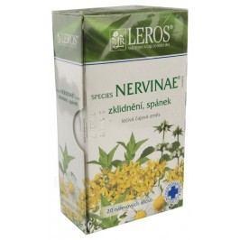 SPECIES NERVINAE PLANTA léčivý čaj 20 I