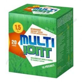 Multi Iont MIX 20 sáčků Doplňky stravy pro sportovce