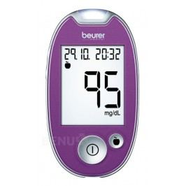 Glukometr Beurer GL 44 purple