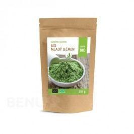 Allnature Bio Mladý ječmen prášek 250 g Ostatní doplňky stravy