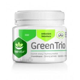 Green Trio Topnatur Chlor.Spirul.Z.ječmen tbl.180 Ostatní doplňky stravy