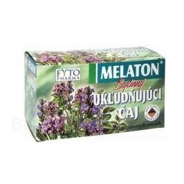Melaton Bylinný uklidňující čaj 20x1.5g Fytopharma