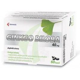 Ginkgo Biloba 40mg cps.60