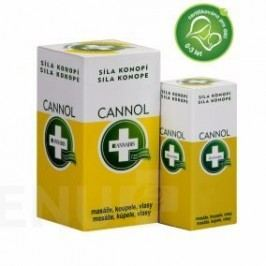 Annabis Cannol konopný olej koupele masáže 30ml