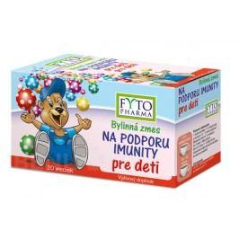 Bylin.směs na podporu imunity dětí 20x1.5g Fytoph.