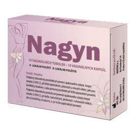 NAGYN 10 vaginálních tobolek