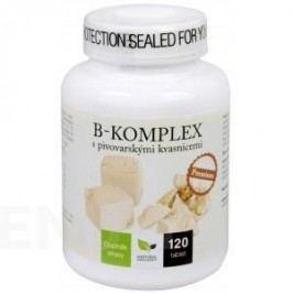 Natural Medicaments B-komplex s piv.kvas.tbl.120