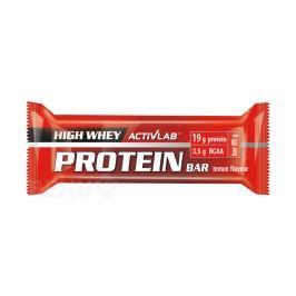 ActivLab Proteinová tyčinka citron 80g