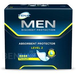 TENA Men Level 2 - Inkontinenční vložky pro muže (10 ks)