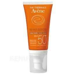 AVENE Creme teinte 50+ 50ml-tónovací krém SPF 50+