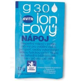 Kávoviny Iontový nápoj G 30 17 g