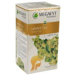 LIPOVÝ ČAJ léčivý čaj 20 I