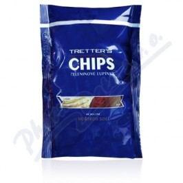 Tretters zeleninové Chipsy mořská sůl 45g bezlepk