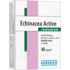 Echinacea Active Generica tbl.40