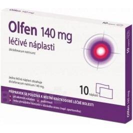 OLFEN 140MG léčivé náplasti 10