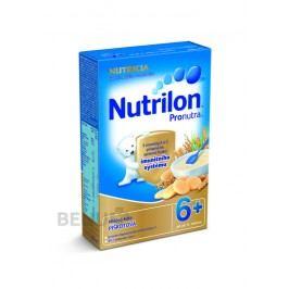 Nutrilon kaše Pronutra ml. kr. s piškoty 6M 225g