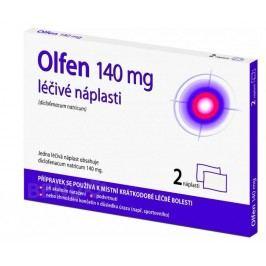 OLFEN 140MG léčivé náplasti 2