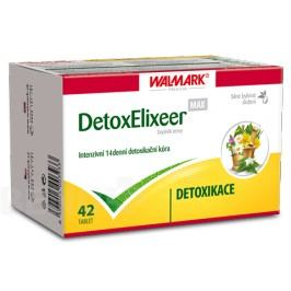 Walmark Detox Elixeer MAX tbl.42