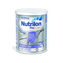 NUTRILON 2 ALLERGY CARE perorální SOL 1X450G Speciální výživa