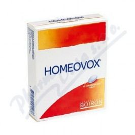 HOMEOVOX sublingvální tableta 60